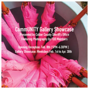 CommUNITY Gallery Showcase Event @ Collier County Sheriff's Office  | Naples | Florida | United States