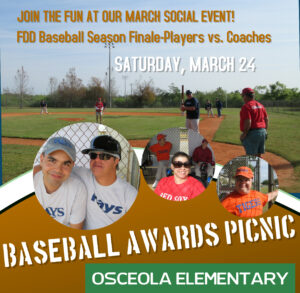 Baseball Awards Picnic 2018 @ Osceola Elementary - Baseball Field | Naples | Florida | United States
