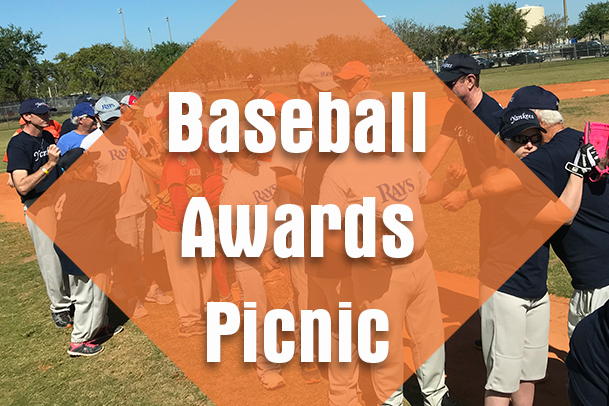 2019 Baseball Awards Picnic @ Osceola Elementary School