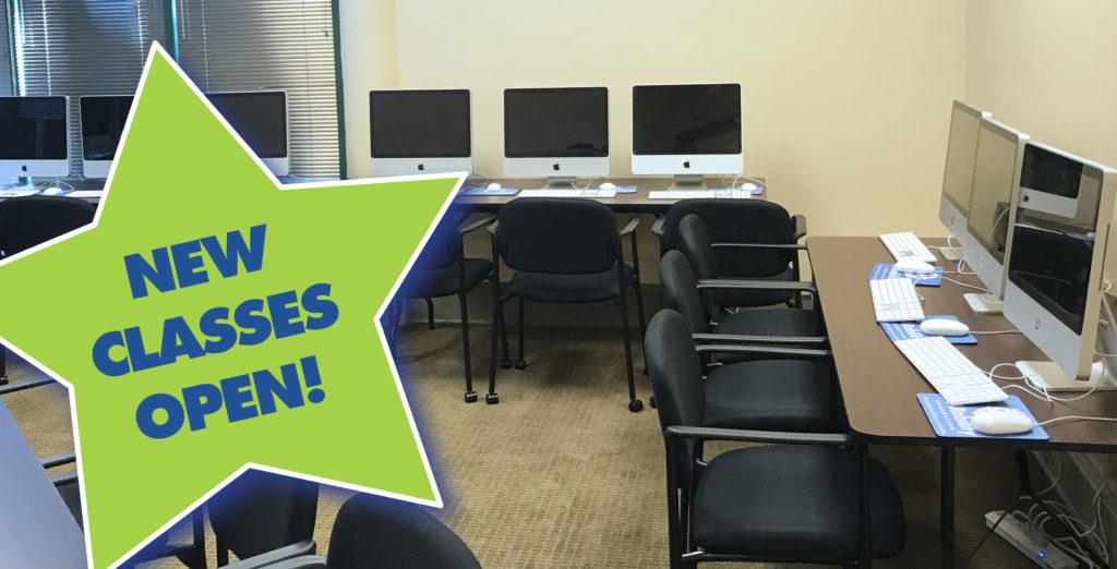 Computer Skills Class! @ STARability Office