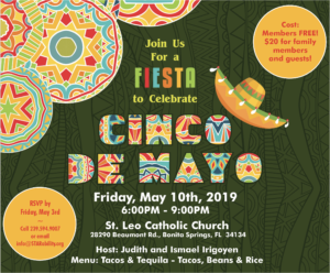 Cinco de Mayo Fiesta @ St Leo Catholic Church