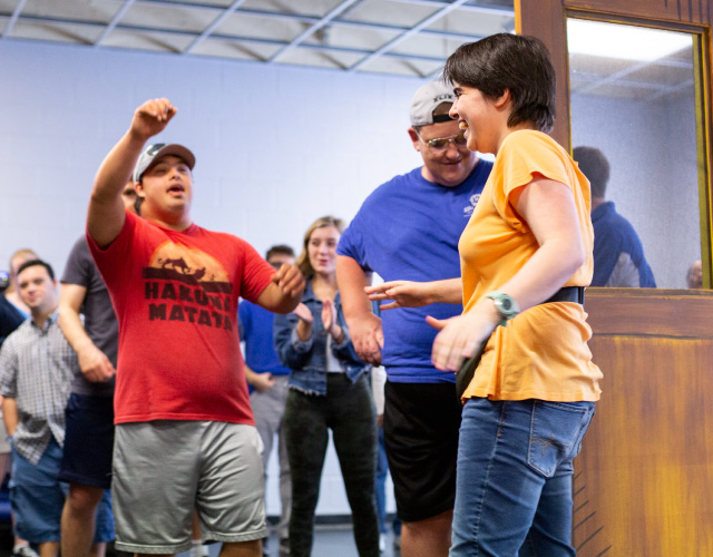 STARability Foundation's Improv with The Naples Players Workshop