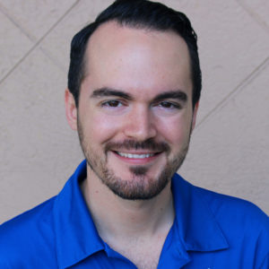Jason Blount Trailblazer Academy Staff Member