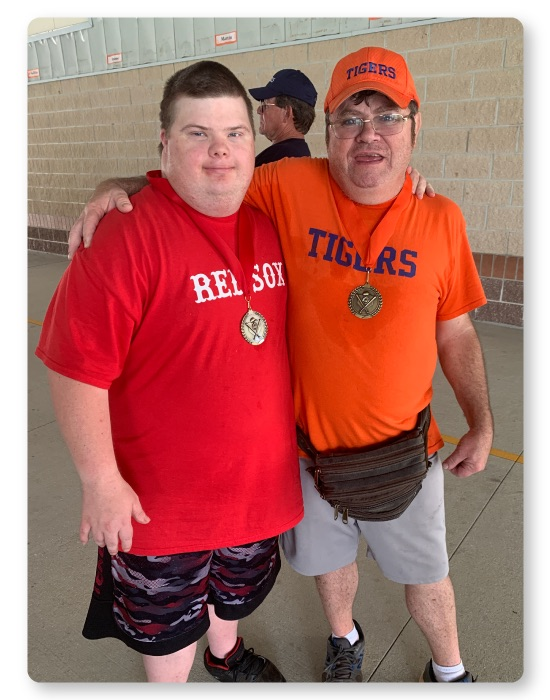 STARability Foundation Baseball League