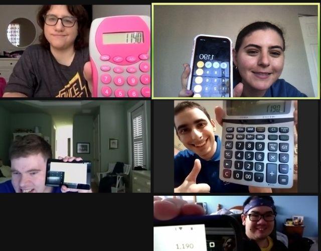 Solving a Math Problem Virtual Trailblazer Academy
