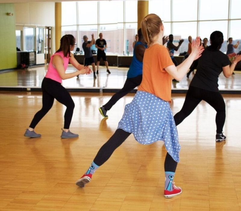 Zumba Virtual STAR Connections